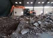 Limpieza de terrenos, desbanques, lastrados, demoliciones 0999193805