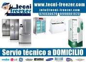 servicio tÉcnico de frigorÍficos y lavadoras en quito a domicilio