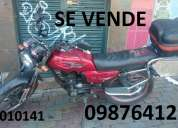 Moto economica shineray 150 todo terreno modificada full trabajo