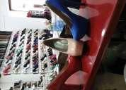 venta de calzado al por menor y mayor