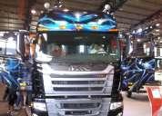 Camiones para mudanzas y carga pesada