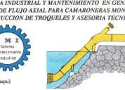 Talleres de mantenimento industrial