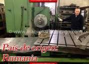 Mandriladora imuab 1500 mm x 1200 mm usada
