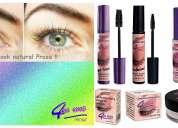Crema para contorno de ojos 100% natural