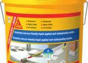 Impermeabilizacion revestimientos de cubiertas y techos