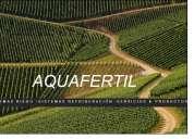 Sistemas de riego agricola