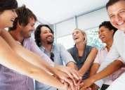 Se busca hombres y mujeres para varias areas de trabajo