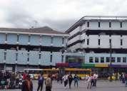 Arriendo local en el centro historico de quito frente a la parada trole plaza del teatro sucre