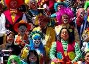 ..animamos tus fiestas infantiles, show payasitos payasitas, $27,40