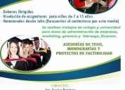 MonografÍas, tesis, ensayos profesionales garantizados