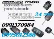 Llaves para autos modernos y antiguos     trabajos garantizados 0991370984