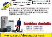 Centro de reparaciones de lavadoras a domicilio 0994-844-048