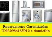 Reparacion y mantenimiento de hornos con garantia 0984135912