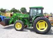 tractor john deere 6310 año 2002