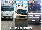 Transportes victor les ayuda para sus fletes y mudanzas a nivel nacional