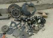 Vendo partes de motor y caja de toyota 2t,contactarse!