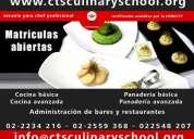Escuelas de chef en quito