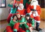 Eventos, agasajos y programas  navideños para niños.