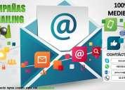 CampaÑas de emailing 100 porciento medibles
