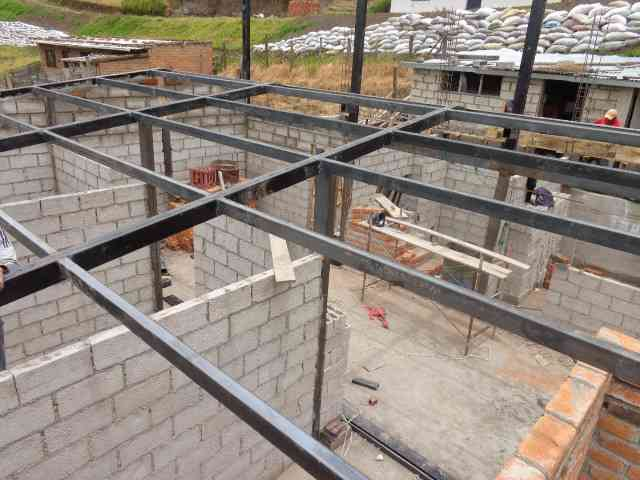 Estructuras Metalicas Para Casas Resultado De Imagen Para