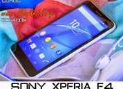 sony xperia e4 (quad core 8gb) celulares con garantia homologados bolívar puerto quito el pangui
