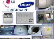 Reparacion y mantenimiento de lavadoras con garantia 0978-768-191