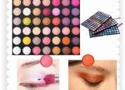 Publicado paleta de 252 sombras maquillaje profesional