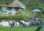 Vendo la santisima (parque eco turístico) en otavalo