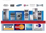 Reparacion  mantenimiento a domicilio lavadoras secadoras refrigeradoras calefones 2908154