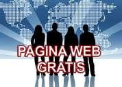 Diseño web gratis ecuador