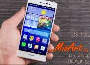 Huawei ascend p7 13mp 8mp nfc celulares buen precio quito huaca giron el chaco saraguro balsas