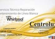 Reparaciones lavadoras, secadoras , refrigeradoras whirlpool cumbaya tumbaco y sus alrededores