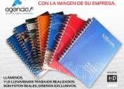 Cuadernos personalizados con la imagen corporativa de su empresa