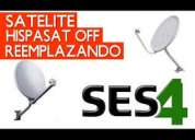 Tv antenas satelitales