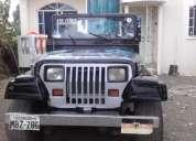 Vendo hermoso jeep