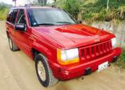 Vendo grand cherokee limited aÑo 93,buen estado!