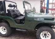 jeep willys clasico renovado,aproveche ya!