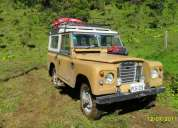 Land rover, santa ana, 1980,contactarse!