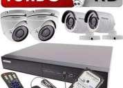 Excelente cámaras, alarmas antirrobo, cercos eléctricos