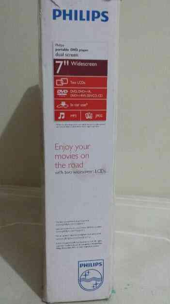 Excelente Pantallas LCD de 7 pulgadas marca Philips NUEVAS!!