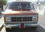 Vendo furgoneta dodge van royal 200