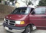 Vendo furgoneta 16 pasajeros exelente