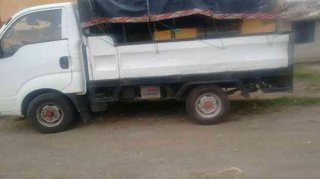 Vendo camión de trabajo