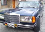 Vendo mercedes benz aleman manual año /80