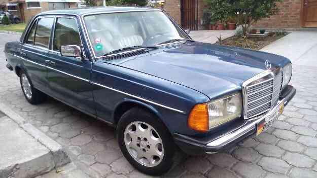 Flamante Mercedes Benz Aleman año /80