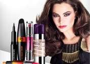 Cosmeticos de marcas: maybelline, loreal, revlon, mac, milani