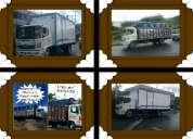Transportes flores servicio de embalje y de camiones para su mudanza 0987308404