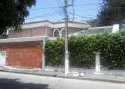 Residencia en el barrio del centenario
