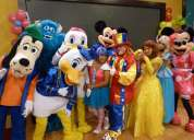 Animacion de fiestas infantiles   042817784
