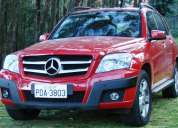 Mercedez benz glk280 jeep aÑo 2009